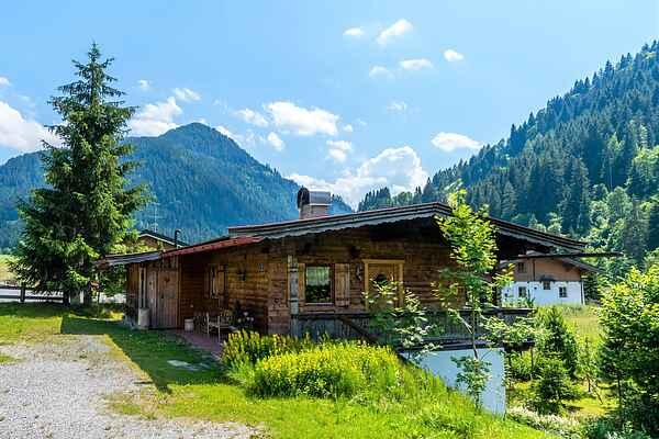Hytte i Kirchberg in Tirol