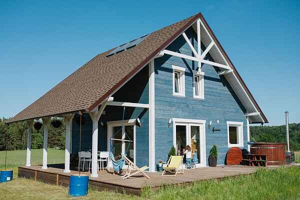 Sommerhus i Myslenice