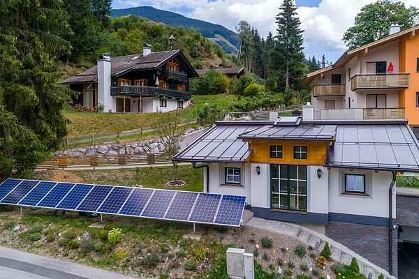 Hytte i Viehhofen