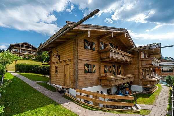 Sommerhus i St. Johann in Tirol