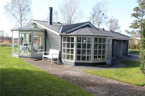 Sommerhus ved Grenå Strand