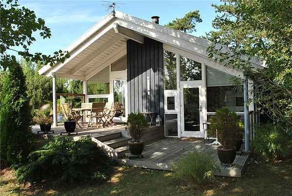 Sommerhus i Vesterløkken
