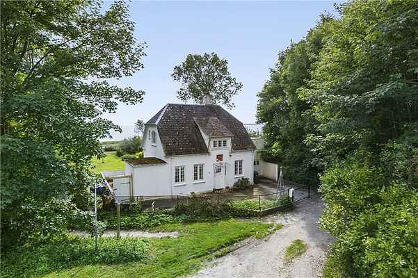 Sommerhus ved Faxe Ladeplads Strand