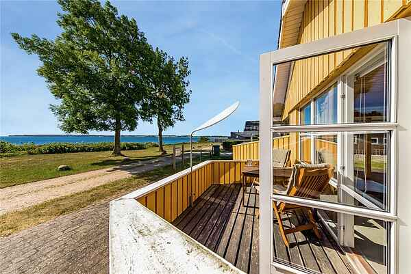 Sommerhus ved As Vig Strand
