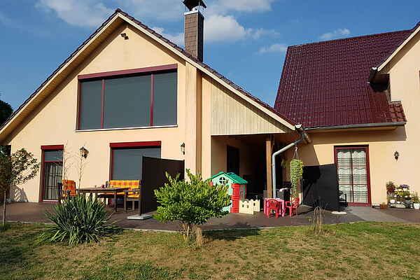 Sommerhus i Rolofshagen