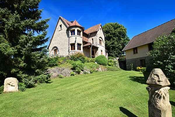 Villa in Marienhagen