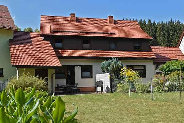 Holiday home in Goldlauter-Heidersbach