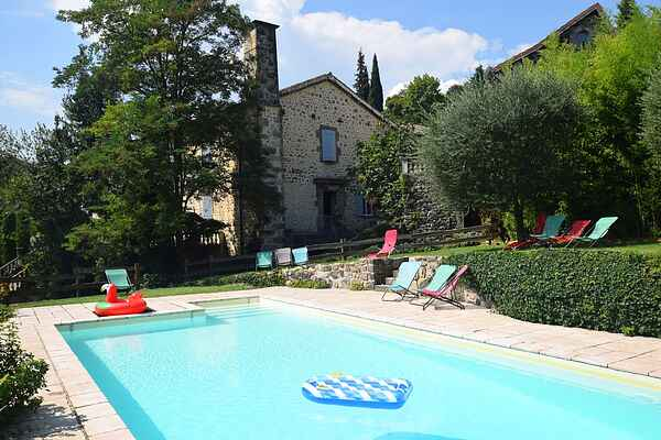 Sommerhus i Lalevade-d'Ardèche