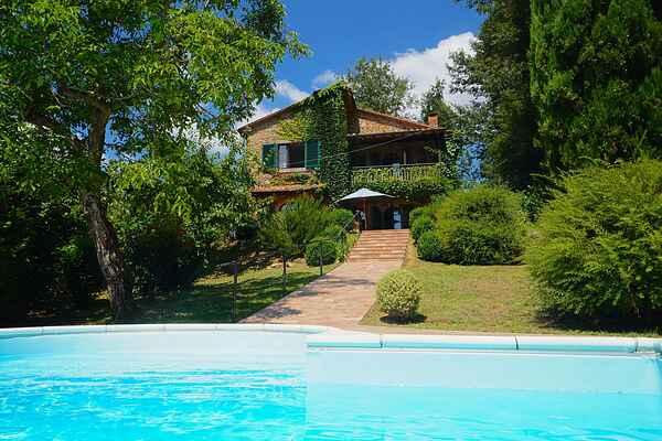 Villa i Selva
