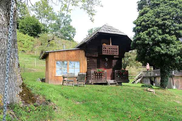 Holiday home in Gemeinde Liebenfels
