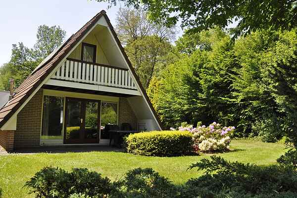 Holiday home in Zwiggelte