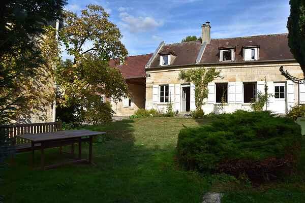 Herrenhaus in Coudun