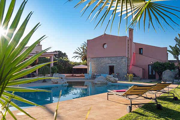Villa i Buseto Palizzolo