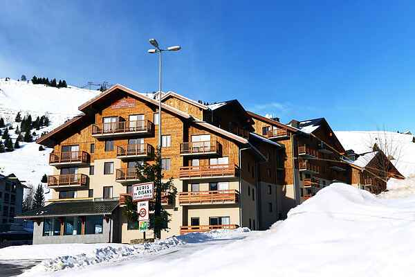 Hytte i Alpe d'Huez