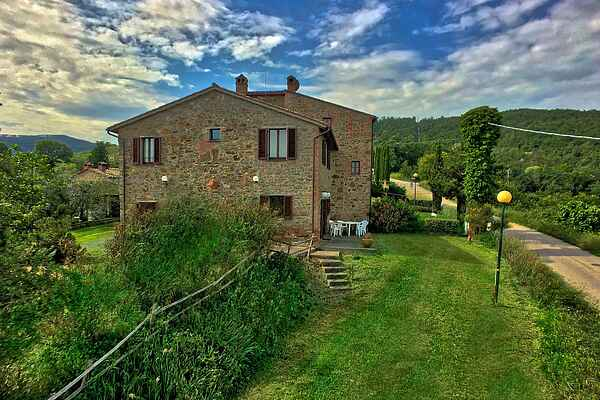 Sommerhus i Paciano
