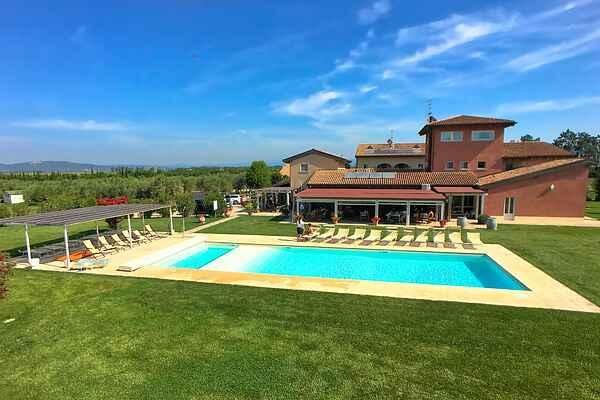 Maison de vacances au Grosseto