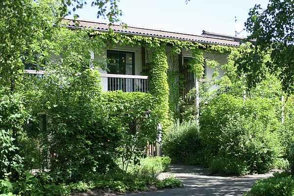 Gårdhus i Hirschburg