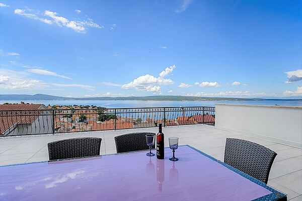 Apartment in Selce