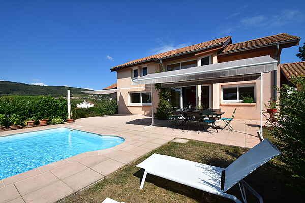 Villa i Leynes