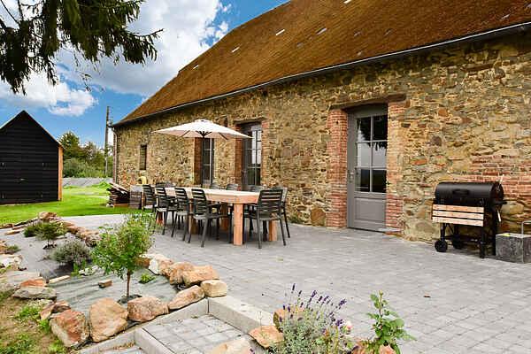 Ferienhaus in Signy-le-Petit