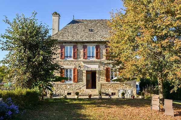 Casa de vacaciones en Mourjou