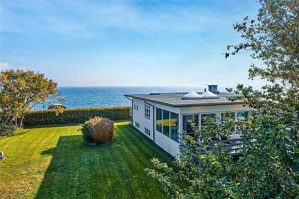 Sommerhus ved Ajstrup Strand