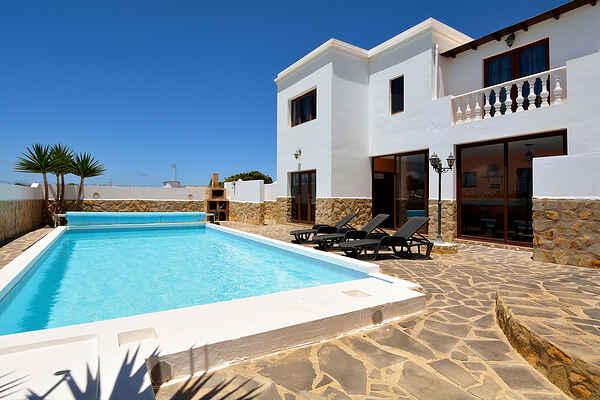 Villa i Tinajo