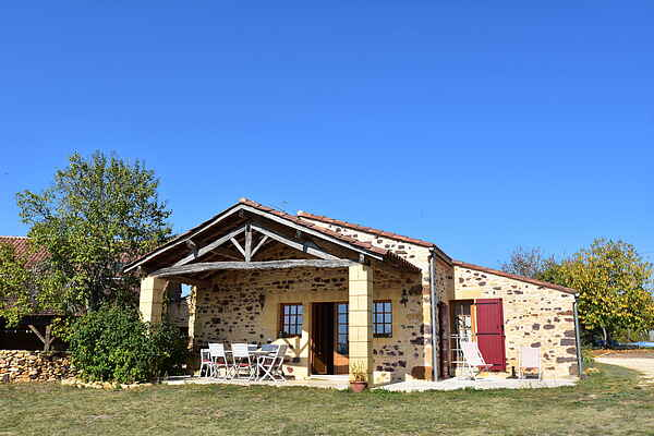 Holiday home in Beaumont-du-Périgord
