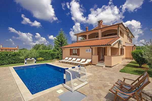 Villa in Višnjan