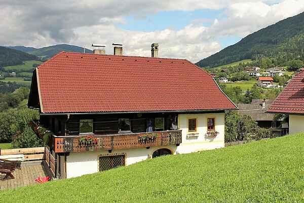 Gårdhus i Gmünd in Kärnten