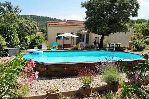 Sommerhus i Le Val