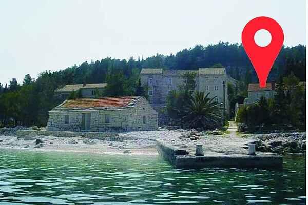 Sommerhus i Korčula