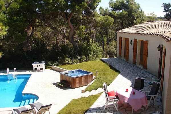 Sommerhus i Aude