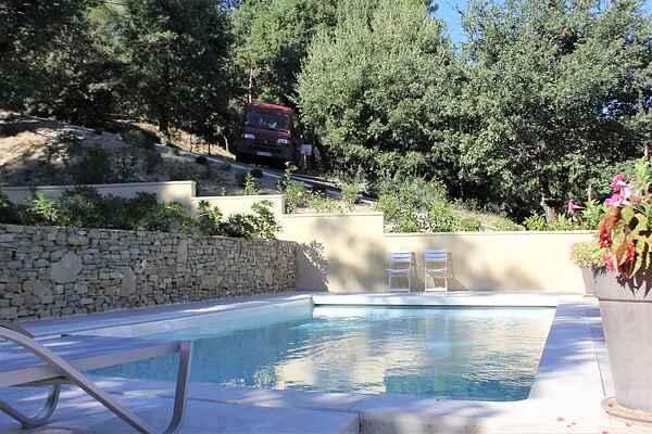 Sommerhus i Vaison-la-Romaine