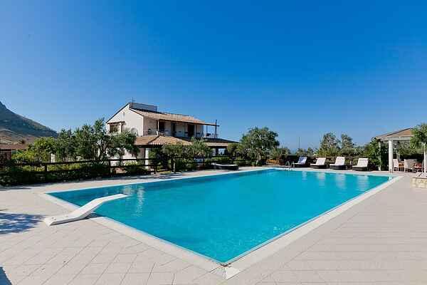 Sommerhus i Castellammare del Golfo