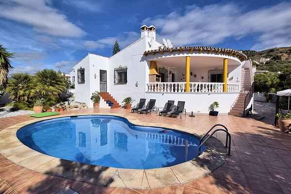 Sommerhus i Viñuela