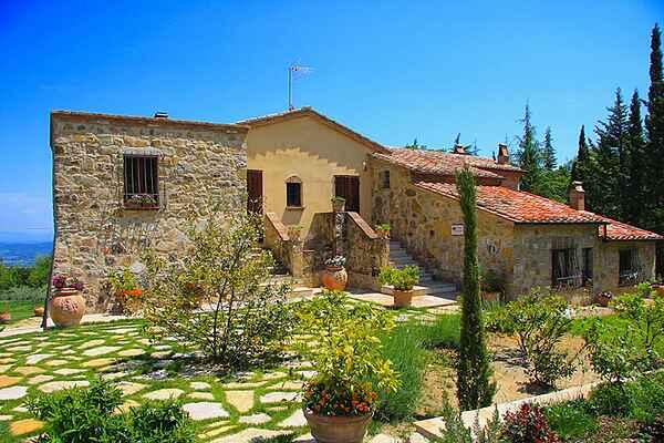 Villa i Cetona