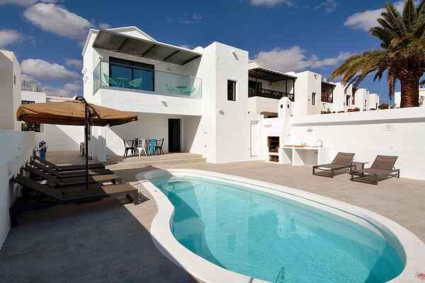 Sommerhus i Puerto del Carmen