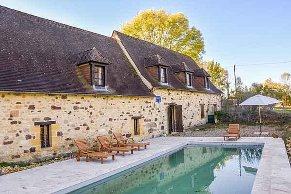 Sommerhus i Saint-Pardoux-et-Vielvic