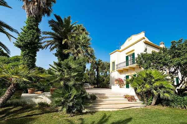 Villa in San Ciro - Ulmi - Filci