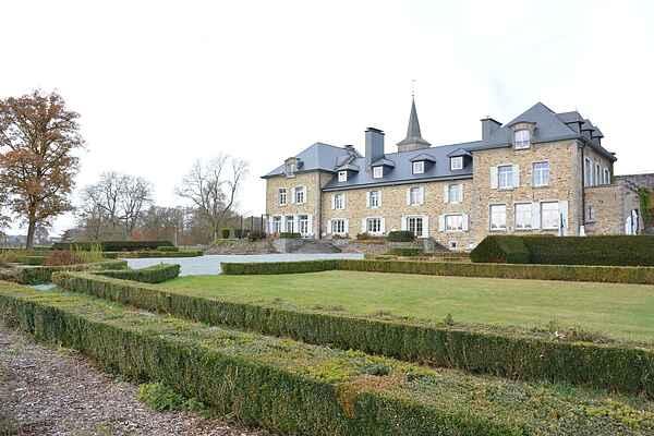 Castle i Libramont-Chevigny