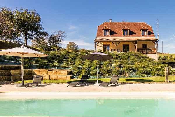 Villa i Montignac