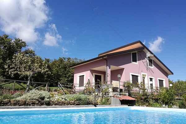 Sommerhus i Mascali