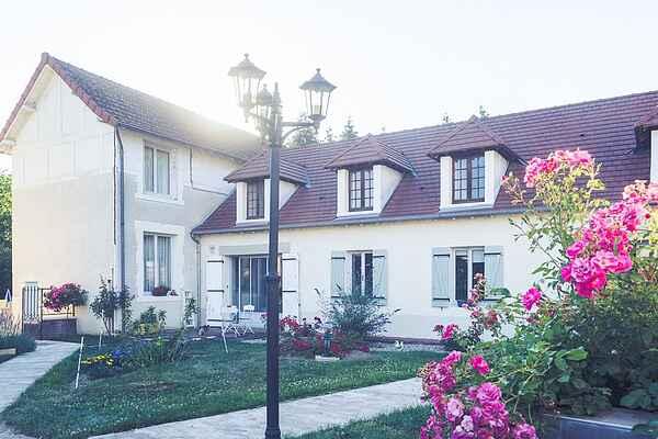 Sommerhus i Saint-Bonnet-Tronçais