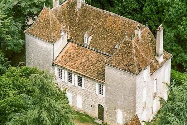 Castle i Le Causse