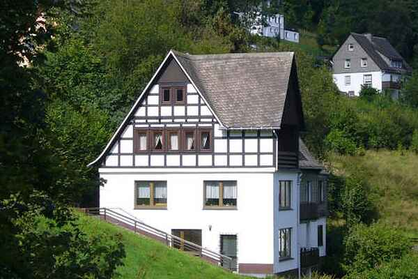 Semesterbostad i Nordenau