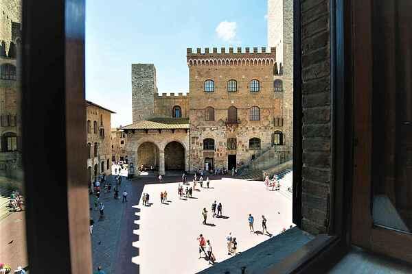 Ferielejlighed i San Gimignano