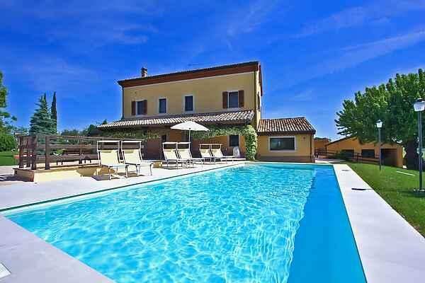 Villa i Senigallia