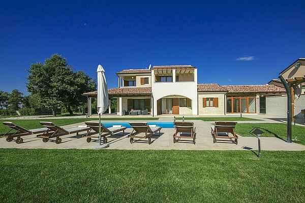 Villa i Baderna