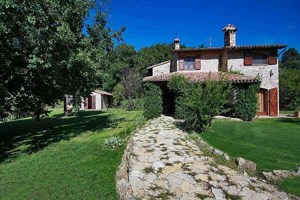 Villa i Monte Castello di Vibio